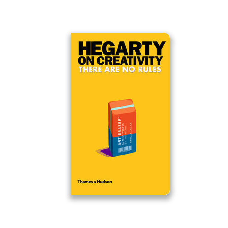 Hegarty on Creativity - There are No Rules