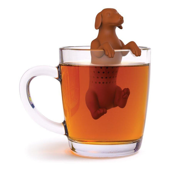 Tea Infuser | Hot dog dachshund