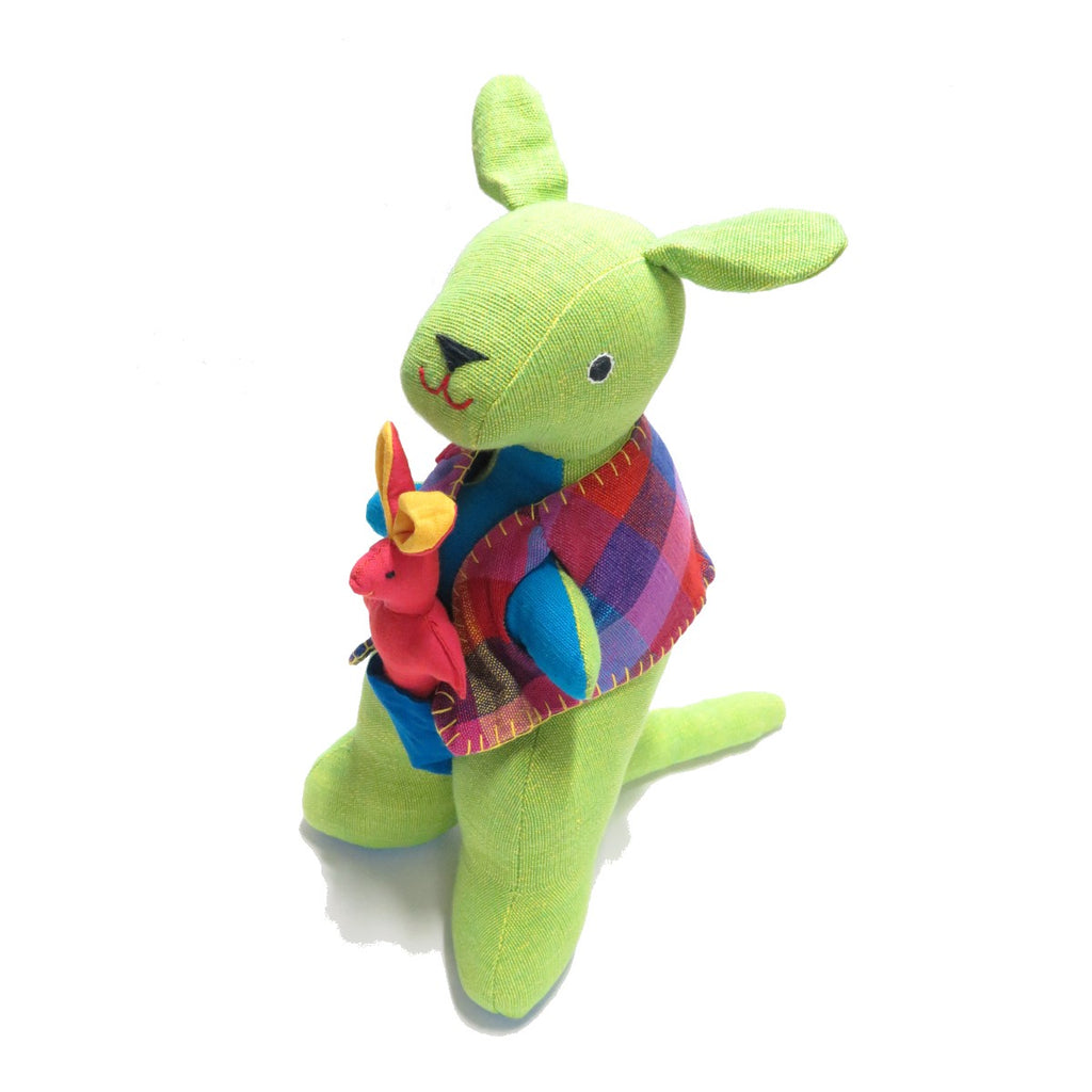 Soft Toy | Large Kangaroo | Assorted Colours