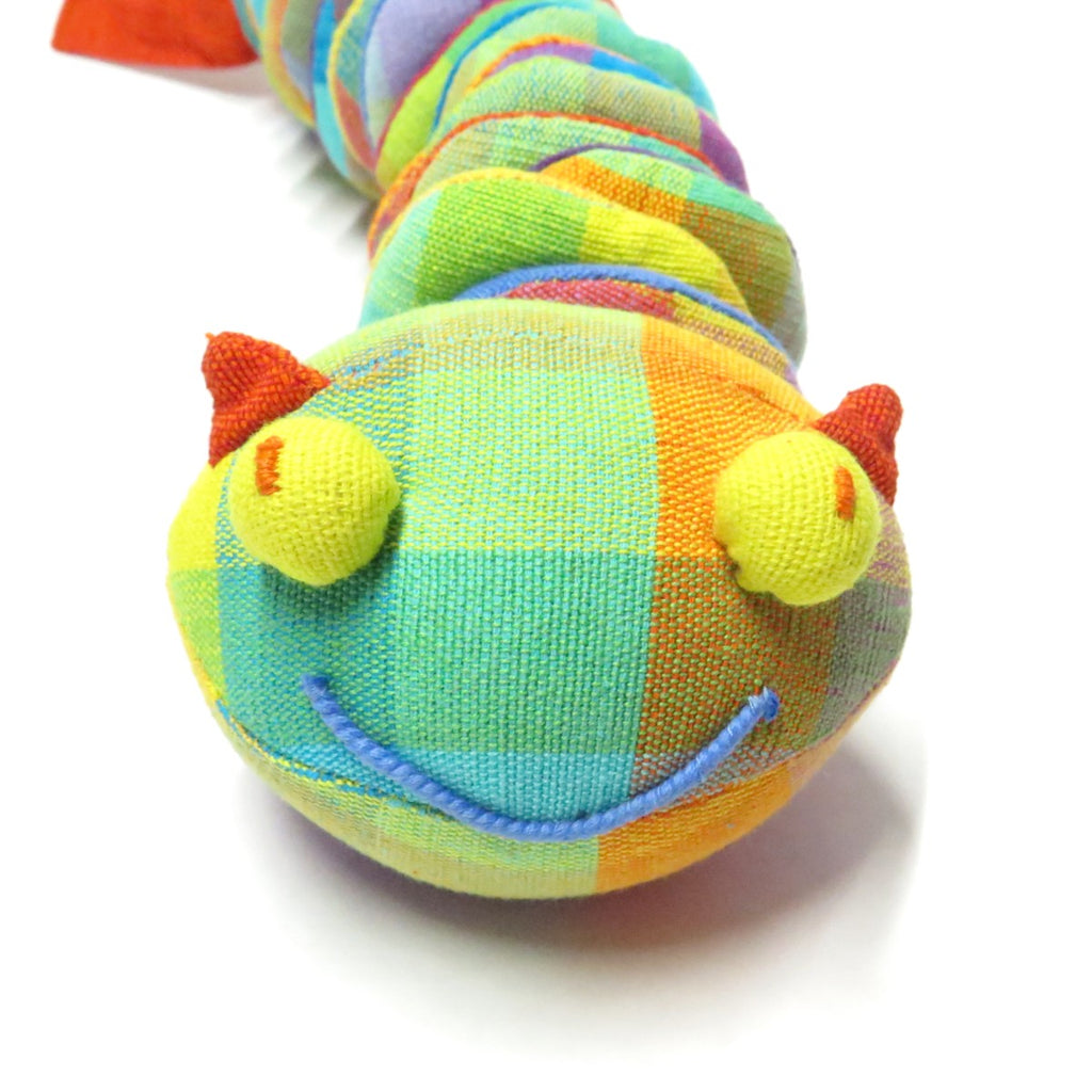 Soft toy | Witchetty grub | Assorted colours