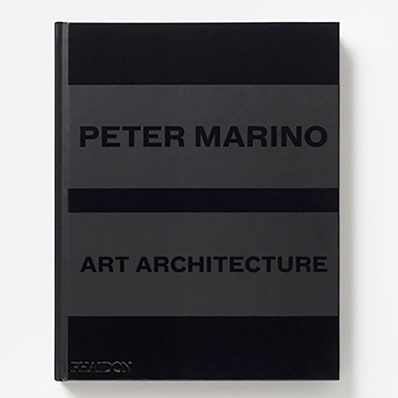 Book featuring cover art of Peter Marino: Art Architecture