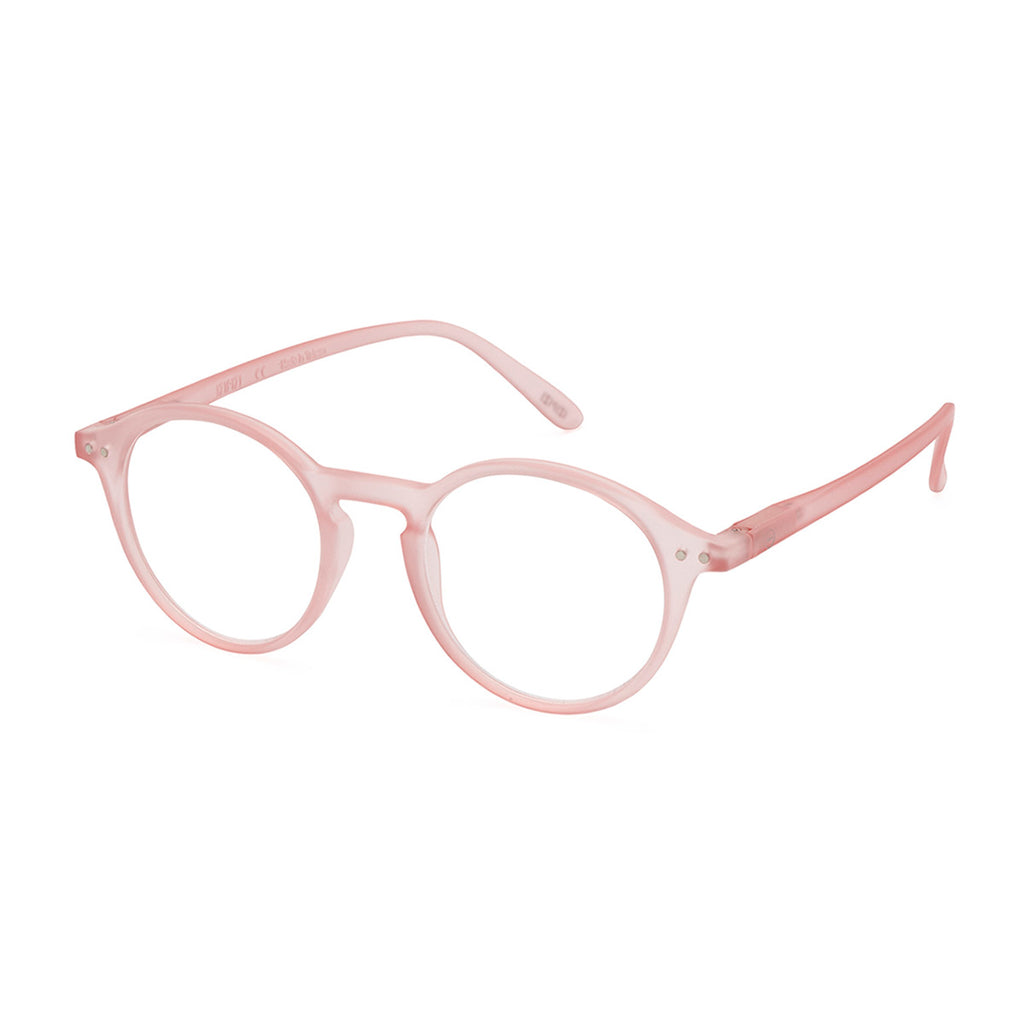 IZIPIZI Reading Glasses | Collection D | Light Pink