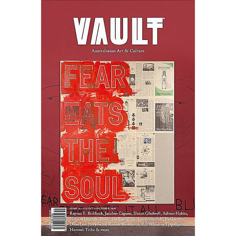Vault Magazine | Issue 31 | August-October 2020