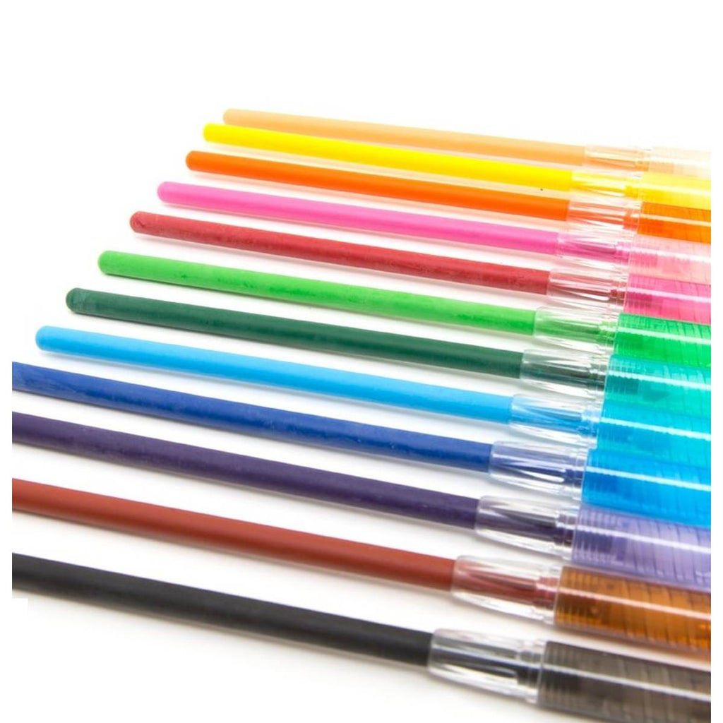 Jumbo Crayon Twistaz | Set of 12