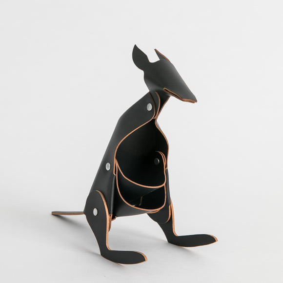 Kangaroo Desk Tidy - Black