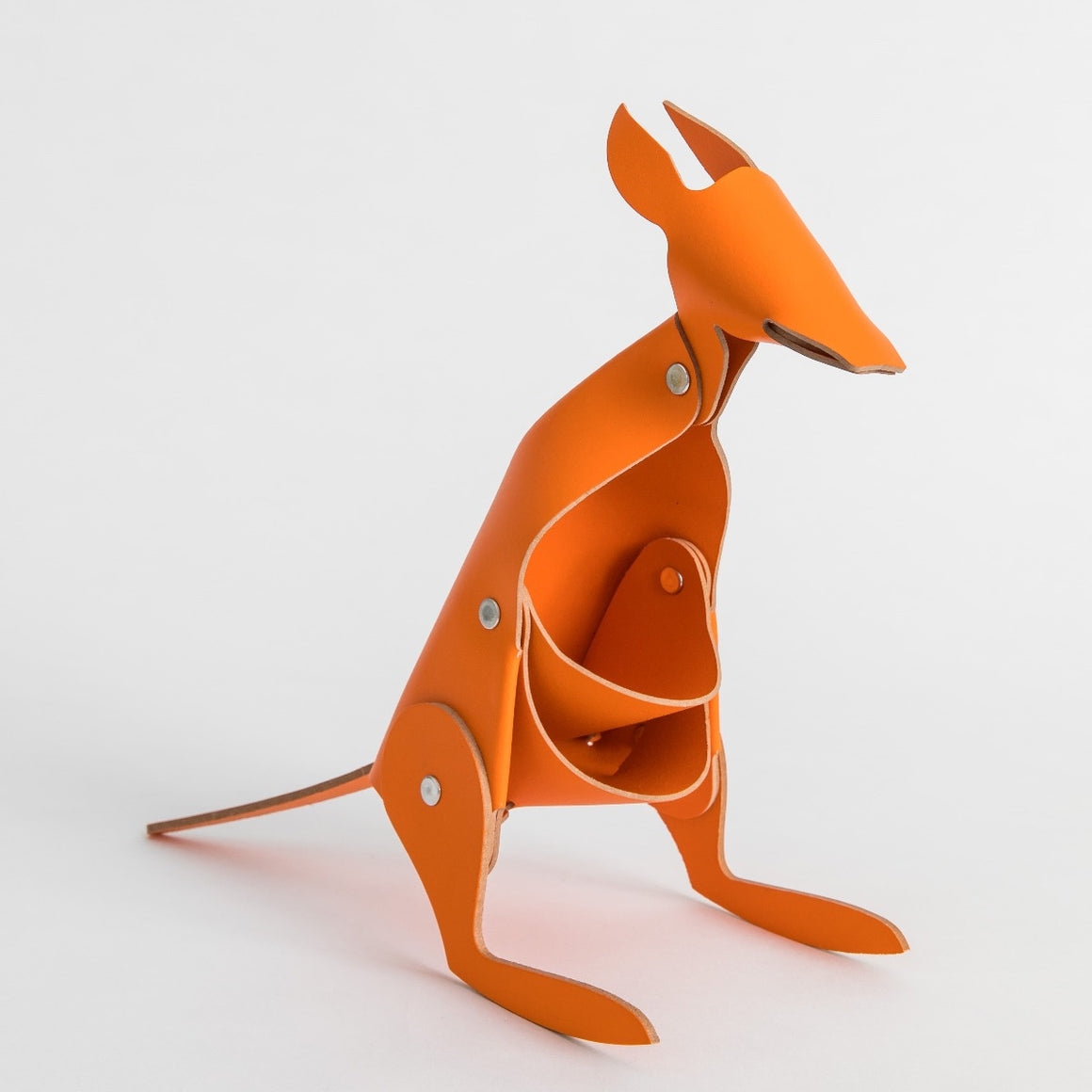 Kangaroo Desk Tidy - Orange