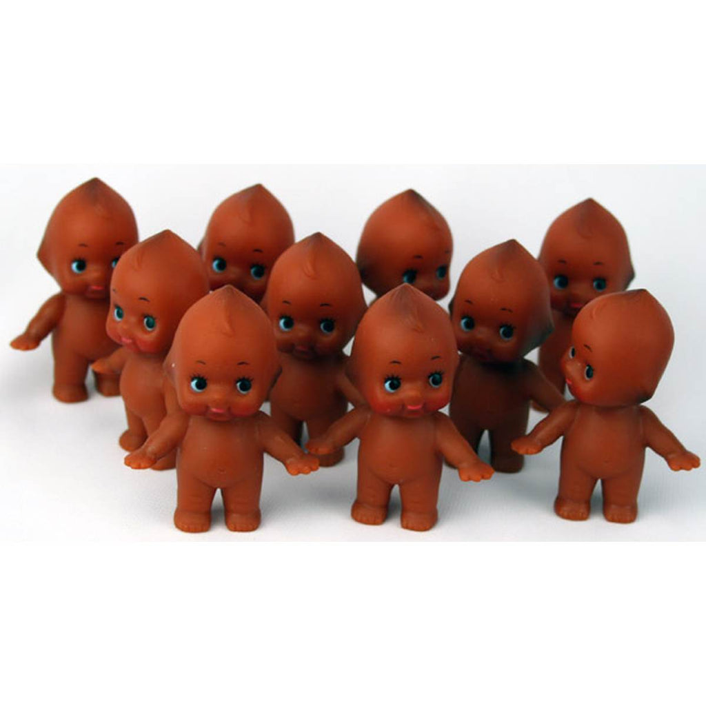 Kewpie Doll | Brown | 5cm