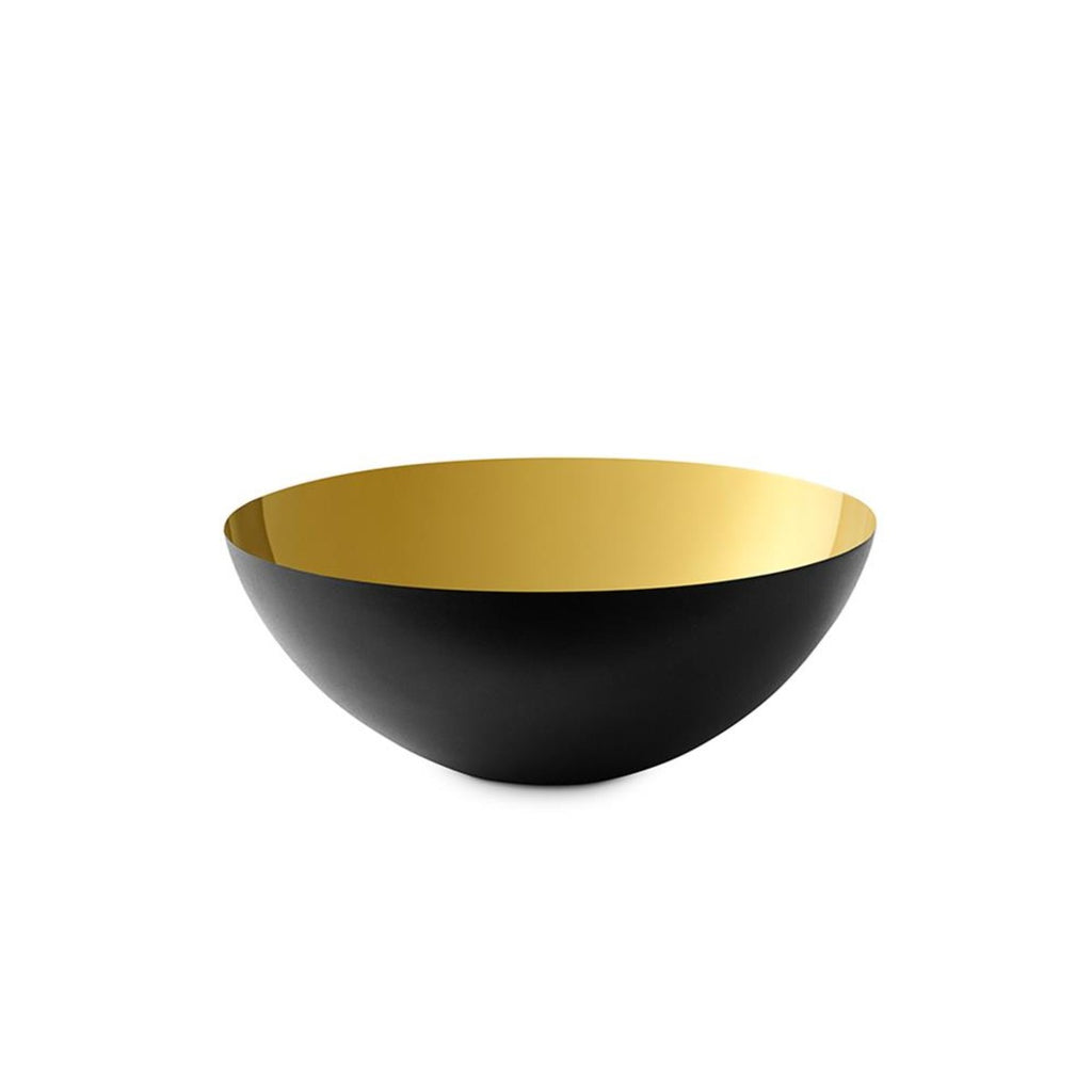 Bowl | Krenit Stainless Steel | Gold | 12.5cm