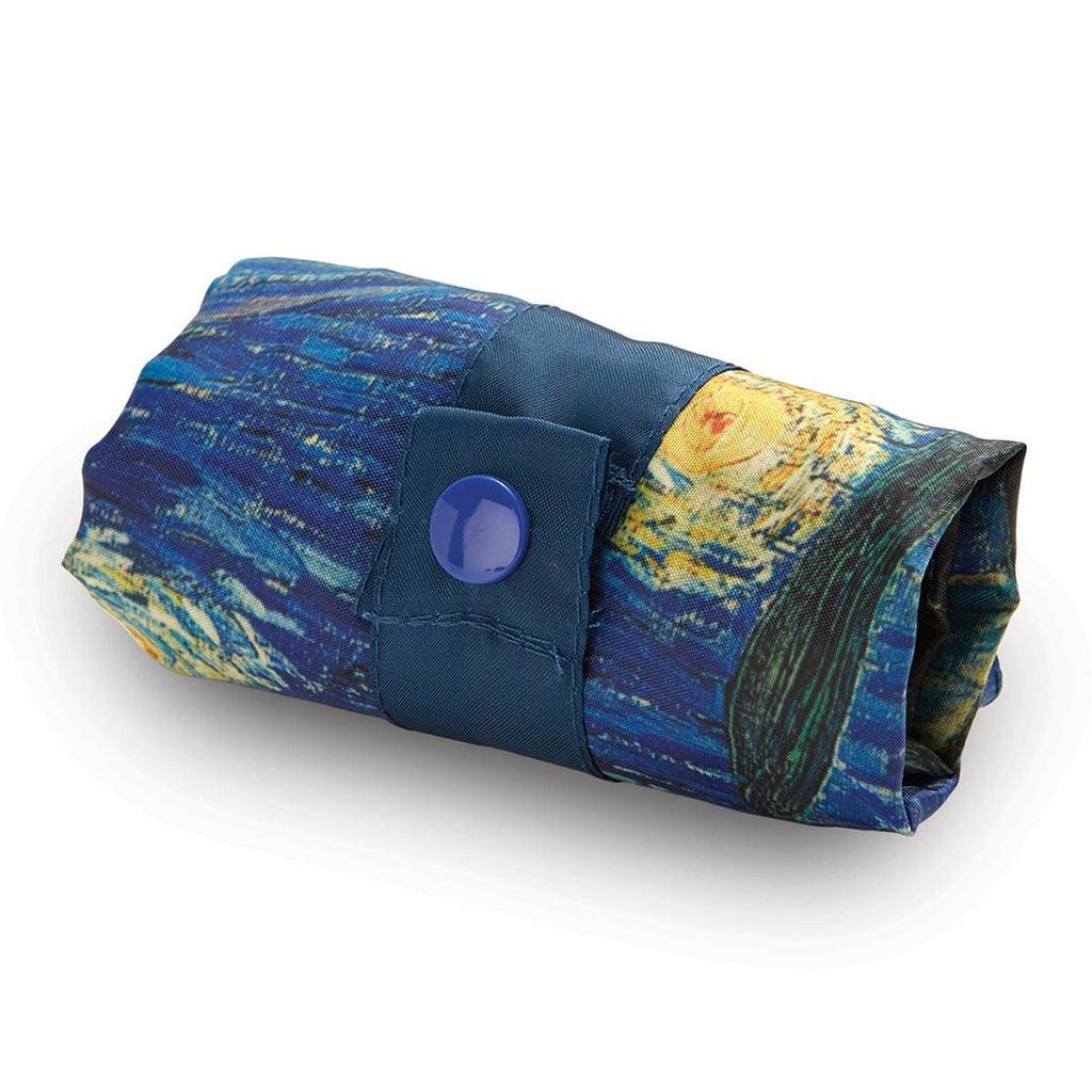 Shopping Bag | Museum Collection | Starry Night by Van Gogh | LOQI