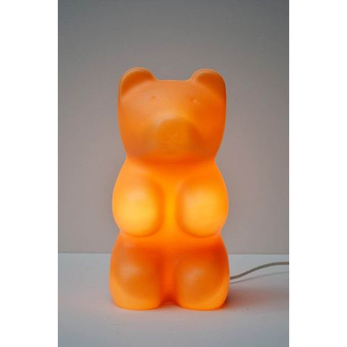 Picture of: Gummy Bear Lamp Orange Large Mca Store Museum Of Contemporary Art