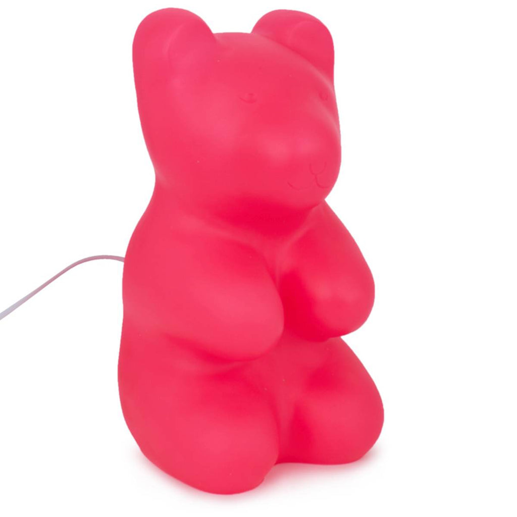 Gummy Bear Lamp | Pink | Large