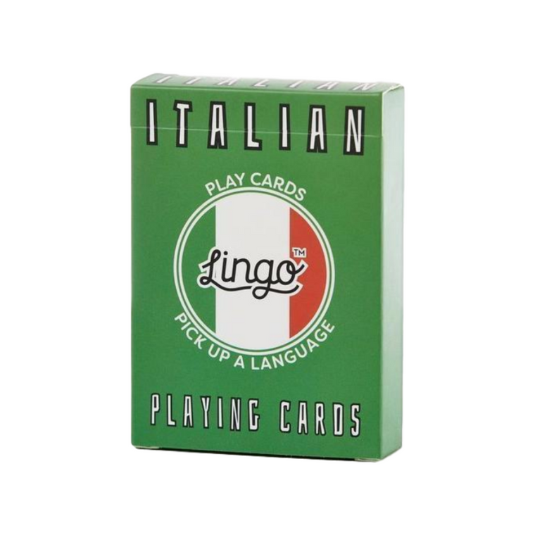 Playing Cards Italian