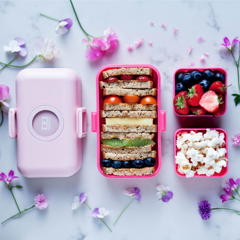 Lunch Box | Kids | Monbento MB Tresor | Litchi Pink