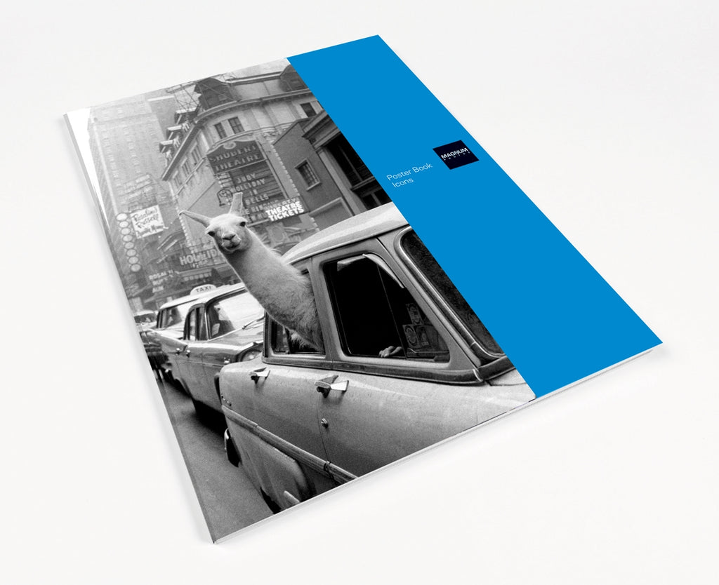 Magnum Photography Poster Book