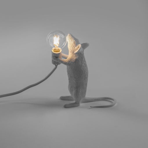 Lamp Mouse Standing