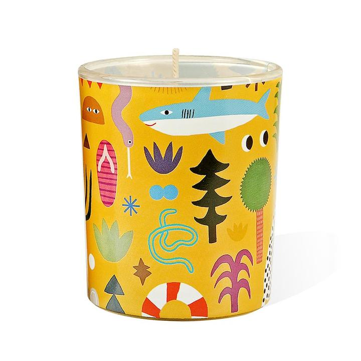 Candle | Beach Party | Min Pin