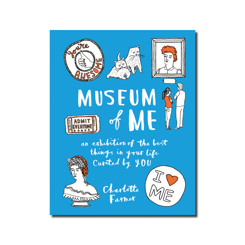 Museum of Me: Curate Your Life with Your Own Drawings, Doodles and Writing