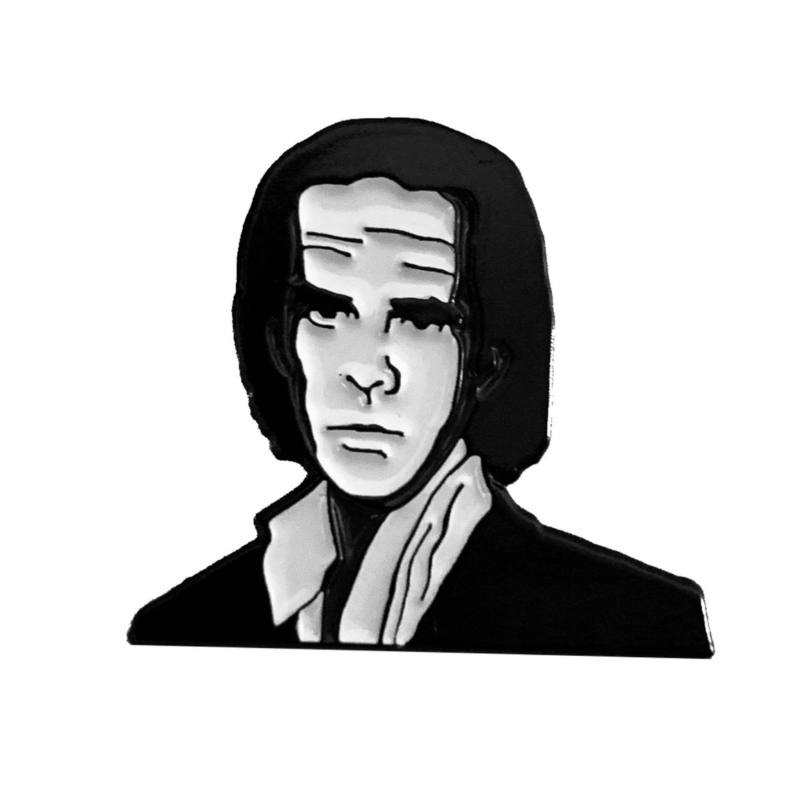 Pin enamel | Wear your hero | Nick Cave