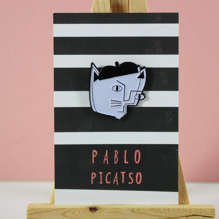 Cat Pin - Picatso