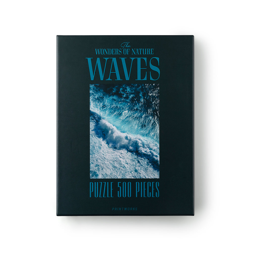 Puzzle | Crashing Waves | 500 Pieces