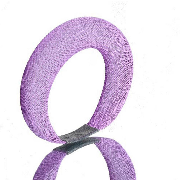Bracelet | Single Mesh | Purple | Sophia Emmett