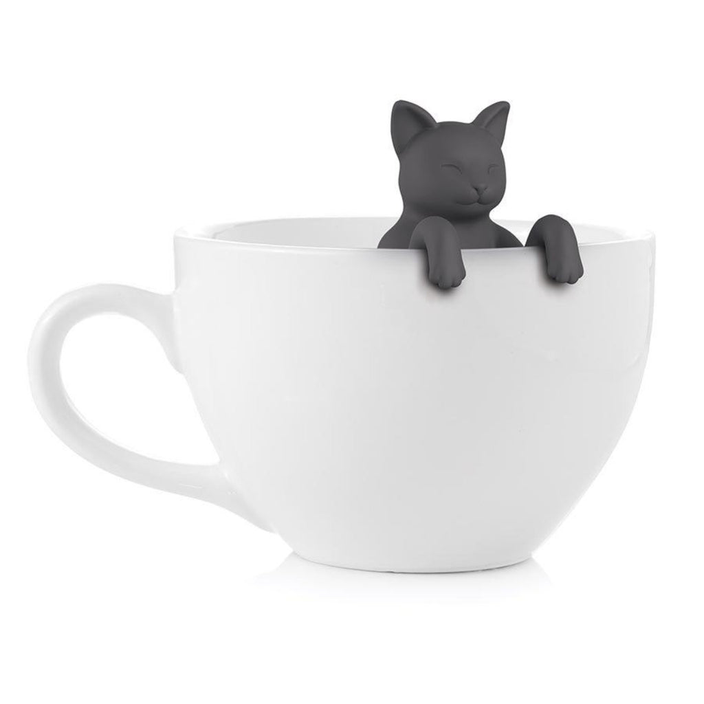 Tea Infuser Cat Purr Tea