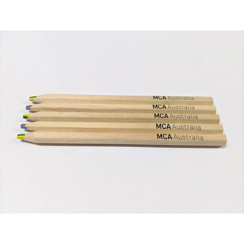 MCA Australia Pencil | Rainbow Lead