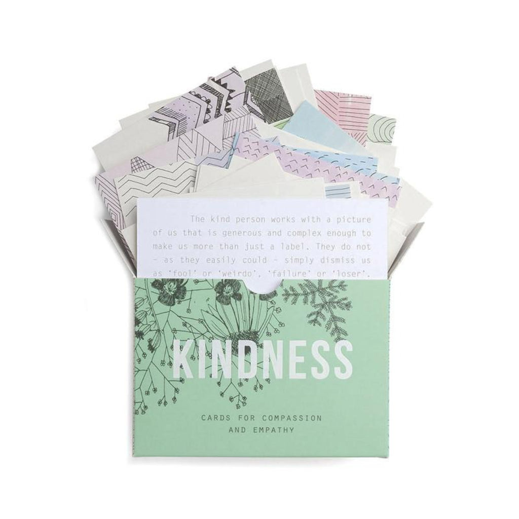 Kindness: Prompt Cards | The School of Life