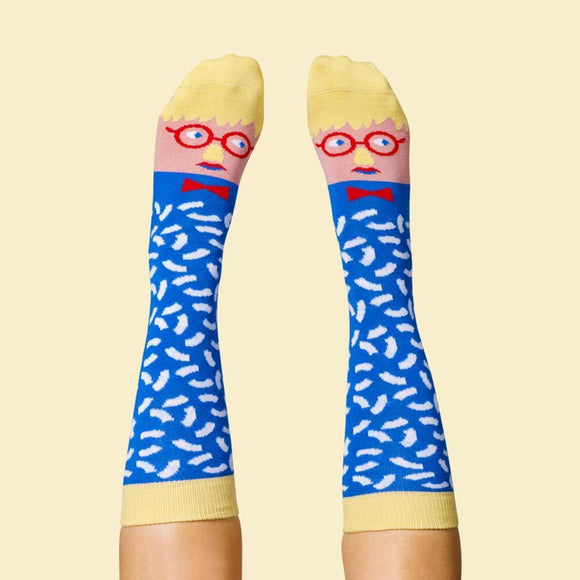 Socks | David Sock-Knee