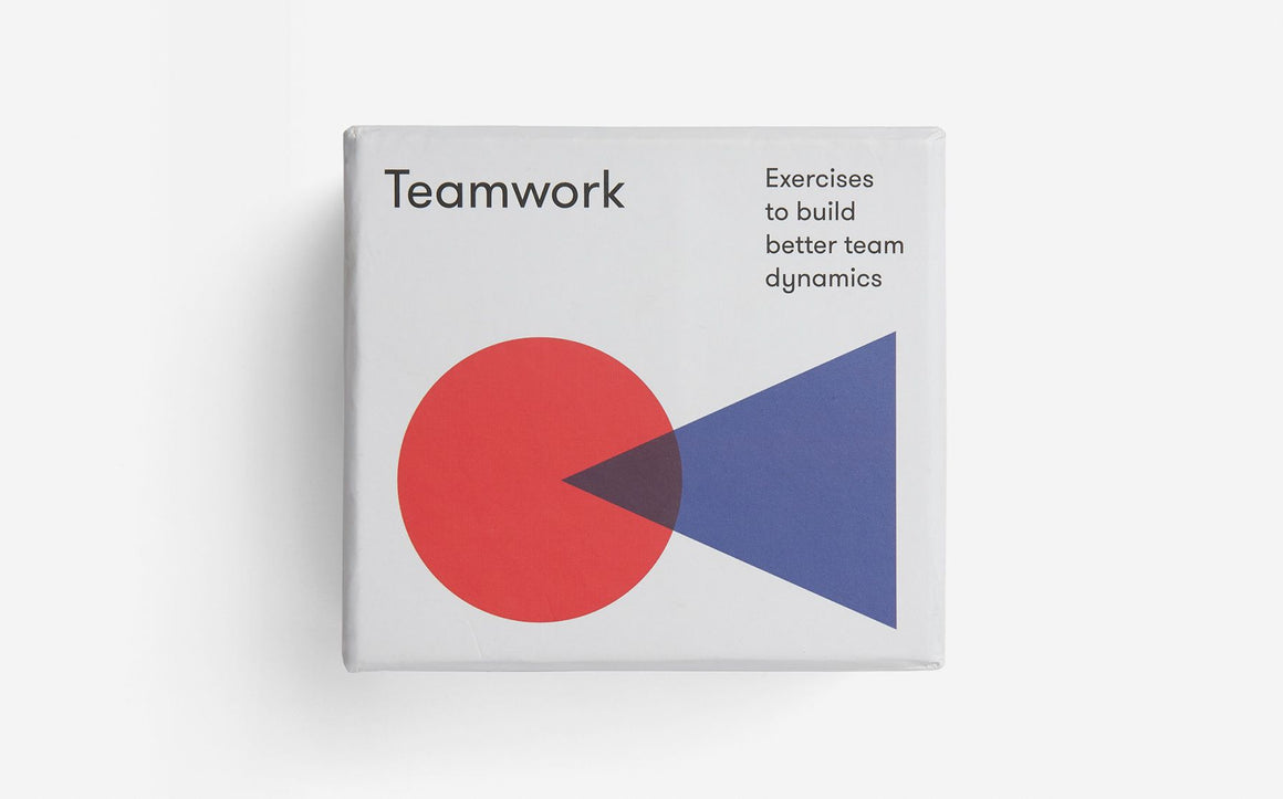 Teamwork Card Game | School of Life