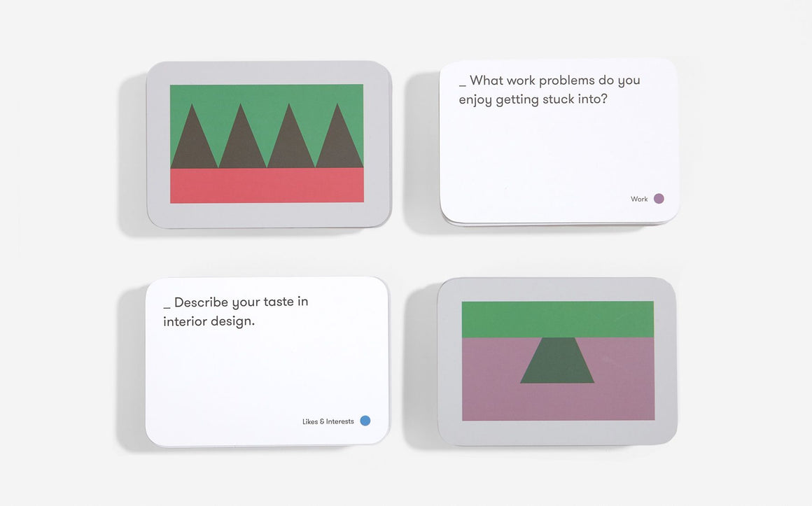 Teamwork Card Game by School of Life