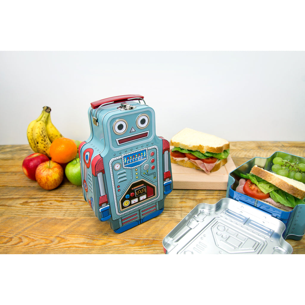 Lunch Box | Robot