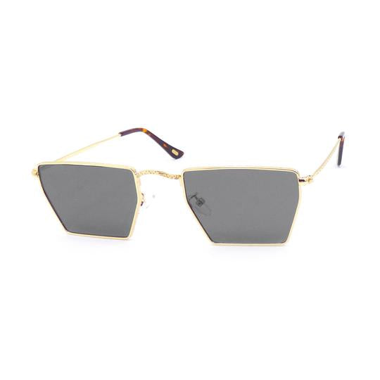 Sunglasses | Hexa | Gold
