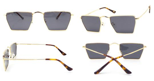 Sunglasses Hexa Gold