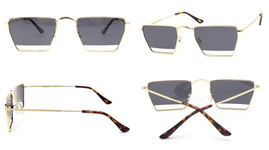Sunglasses | Hexa Uppercut | gold