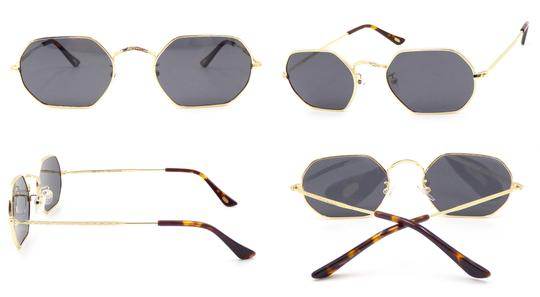 Sunglasses Octa Gold