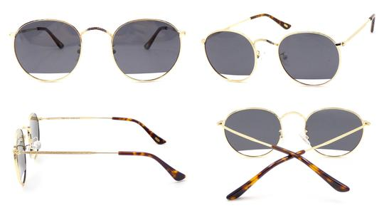 Sunglasses | O.G. Uppercut | Gold