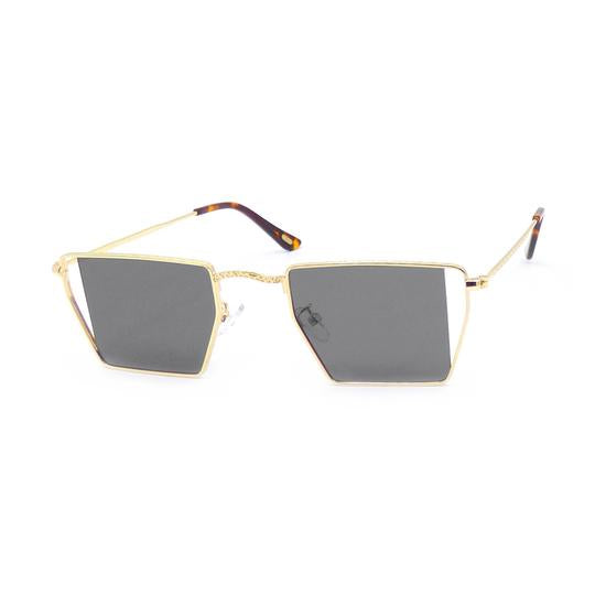 Sunglasses Hexa Side Slice Gold