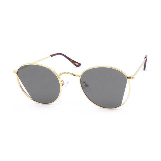 Sunglasses | O.G Oblique | Gold