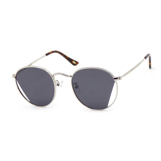 Sunglasses | O.G. Oblique | Silver