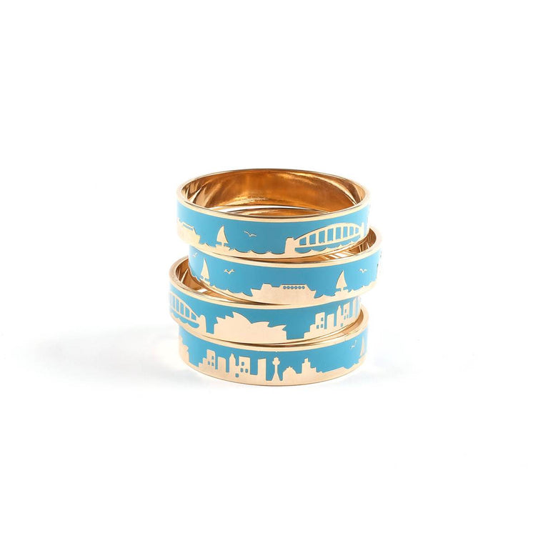 Bangle City Sydney Blue