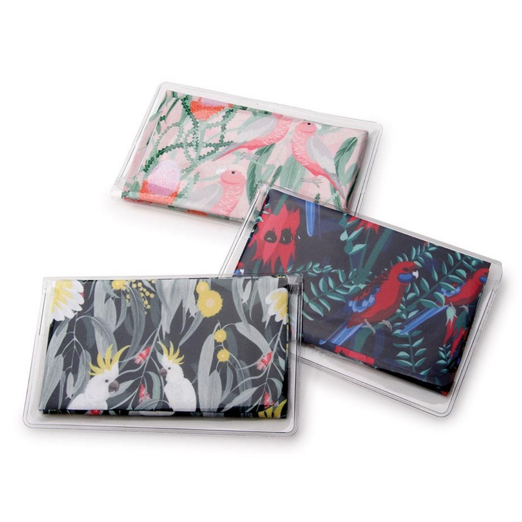 Microfibre Cleaning Cloth Australian Bird | Assorted Designs