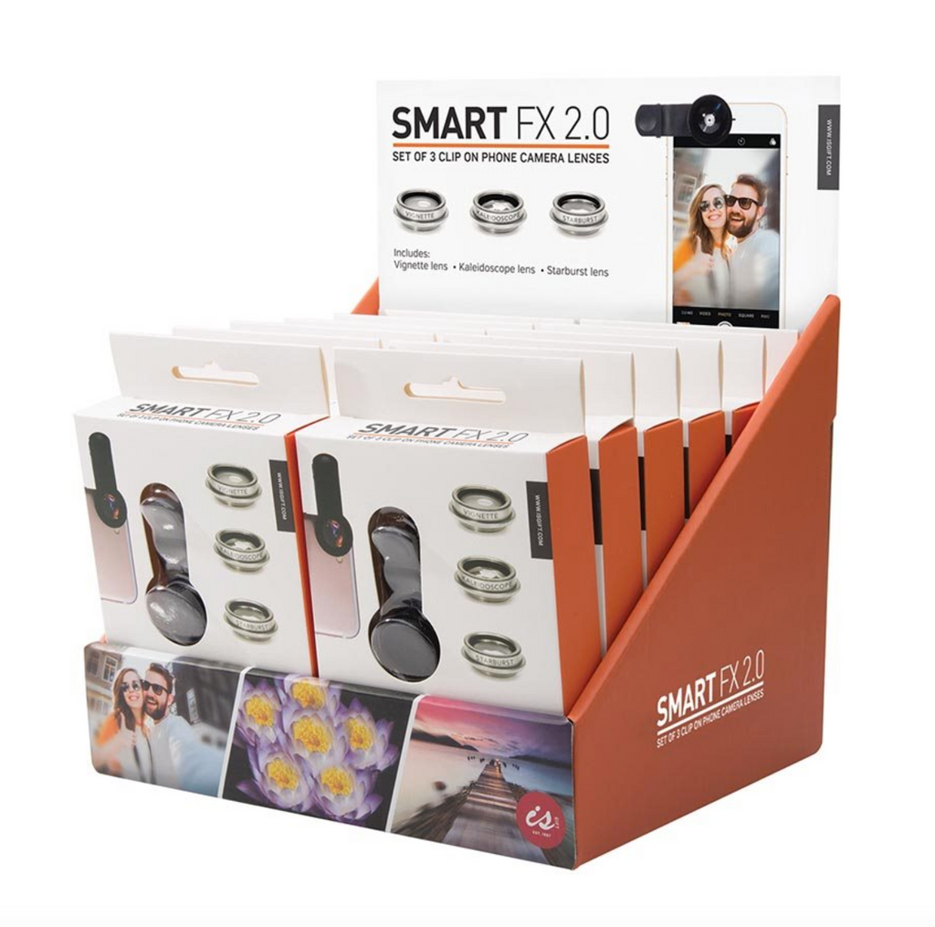 Smart Lens 2.0 Clip On Phone | Set of Three