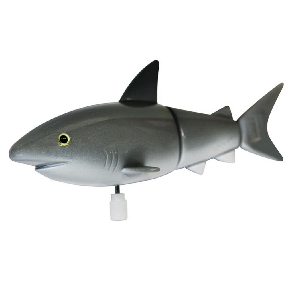 Grey Great White Shark Wind Up