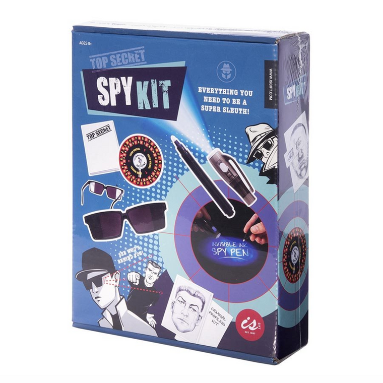 Top Secret Spy Kid Kit