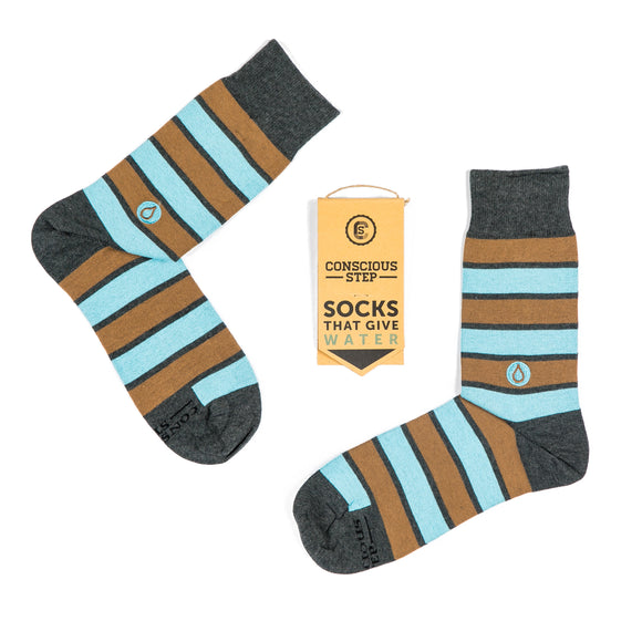 Socks That Give Water - Stripes