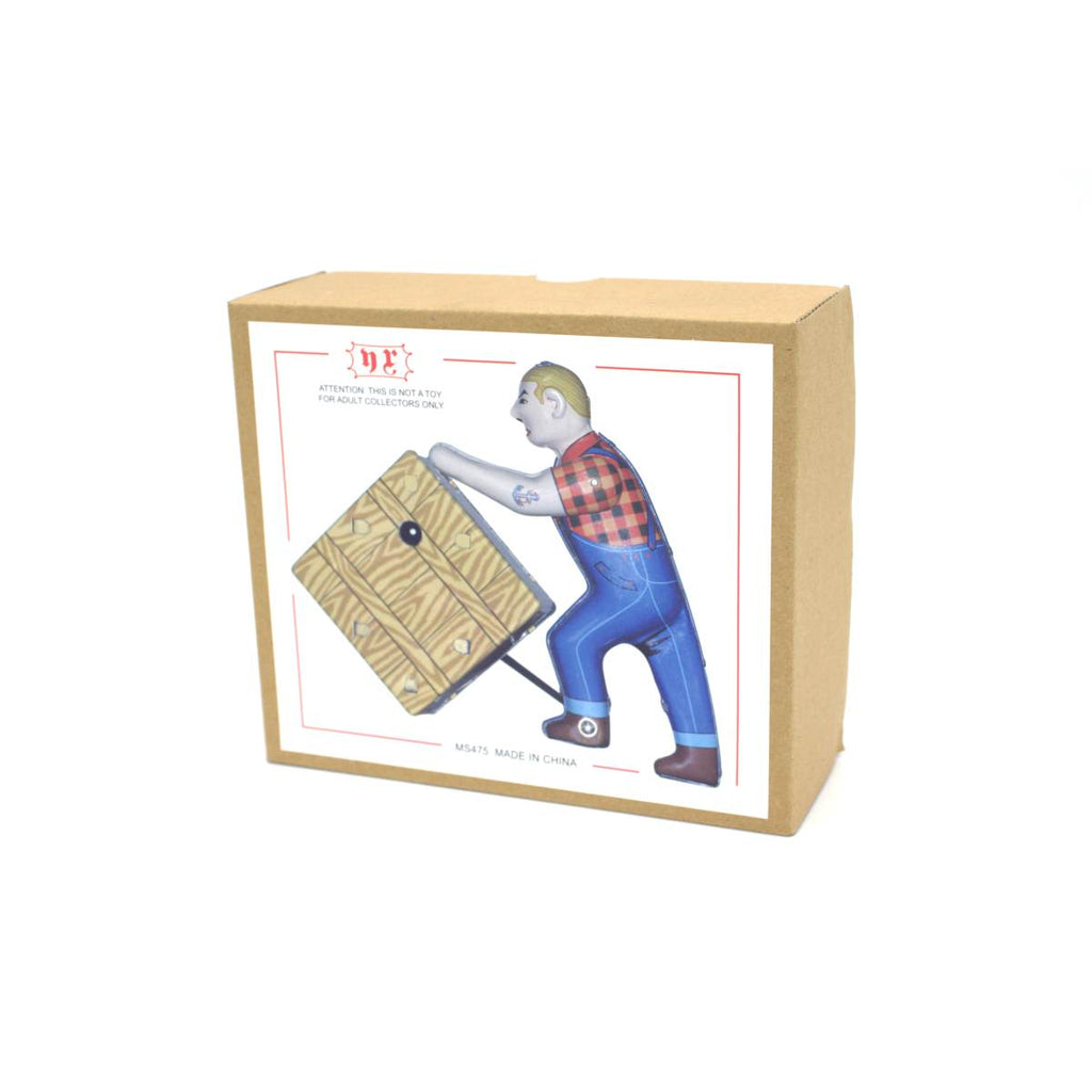 Storeman | Crate Rolling Man | Wind Up