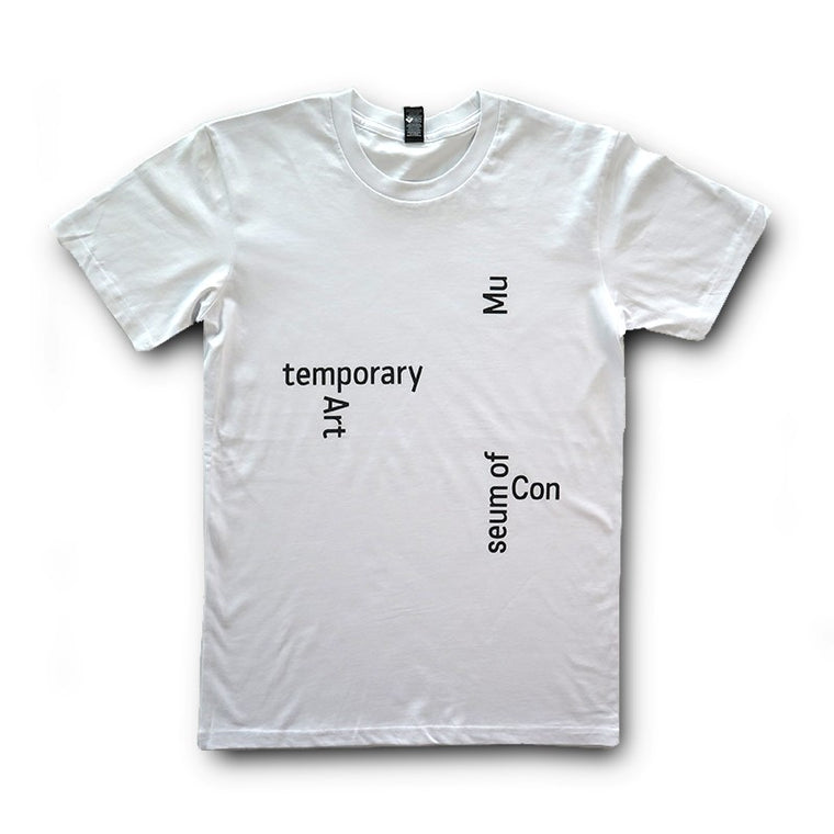 Tshirt MCA Elements Mens Small White