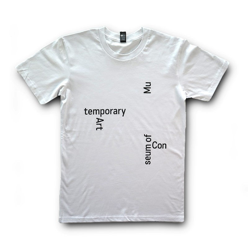 Tshirt MCA Elements Mens Medium White
