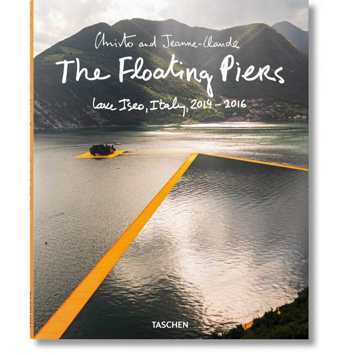 The Floating Piers: Christo and Jeanne-Claude | Author: Jonathan William Henery